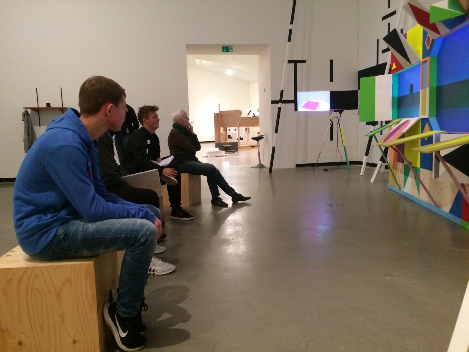Q1 besucht das Museum Marta in Herford | Gymnasium Horn-Bad Meinberg